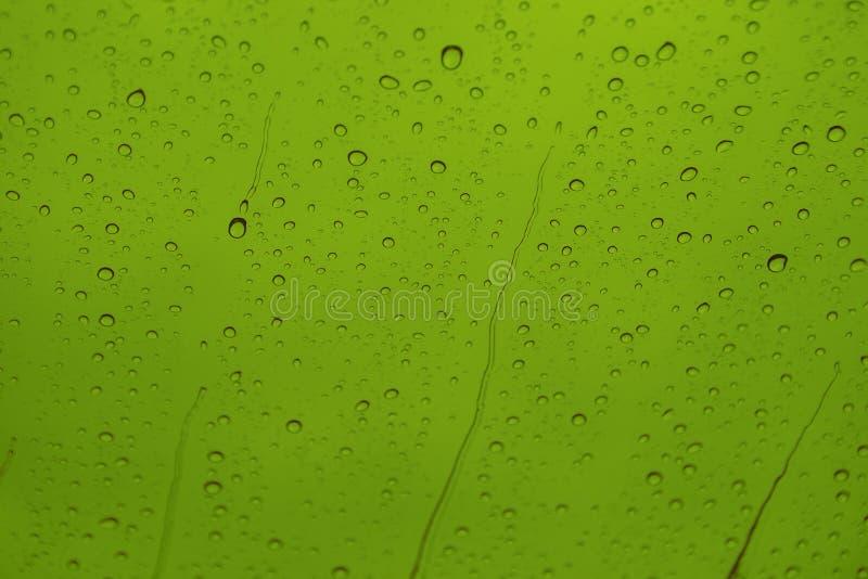 падает стеклянная вода стоковое фото rf