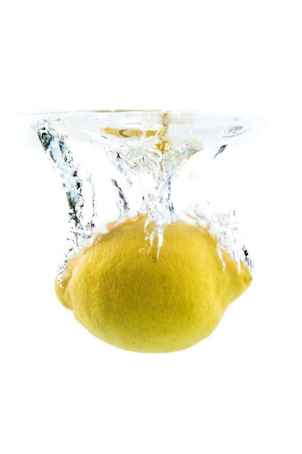 Падать лимона стоковые изображения