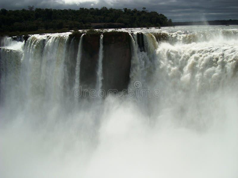 Падения Iguazú стоковая фотография rf