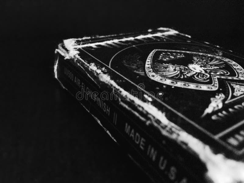Палуба тени стоковое изображение rf