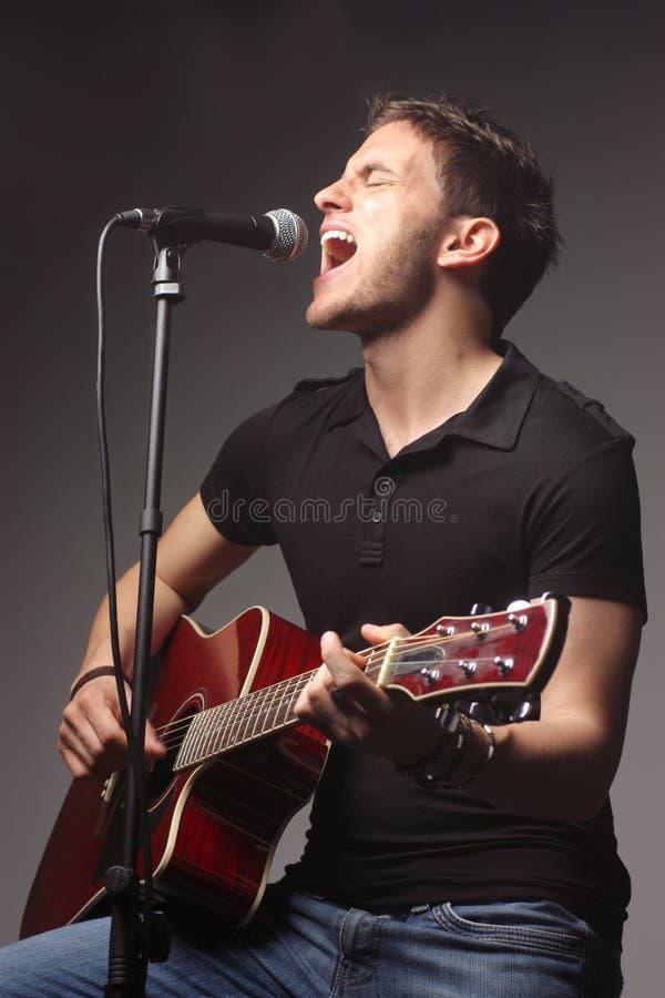 певица стоковые изображения