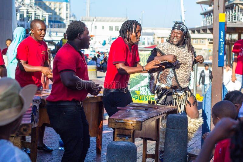 Певицы портовый район Виктории и Альберта стоковое фото