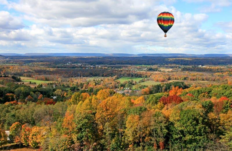 пейзаж Джерси листва новый стоковое фото