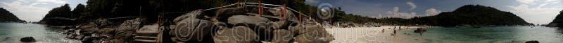 Пейзаж острова Raya стоковые фото