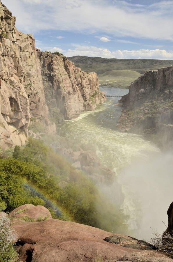 пейзаж резервуара следопыта стоковые фото