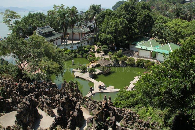 Пейзаж Gulangyu стоковые фото