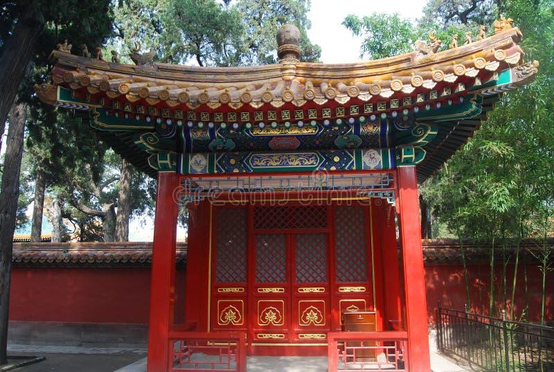 Пекин стоковая фотография