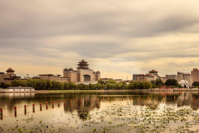 Пекин стоковые фото
