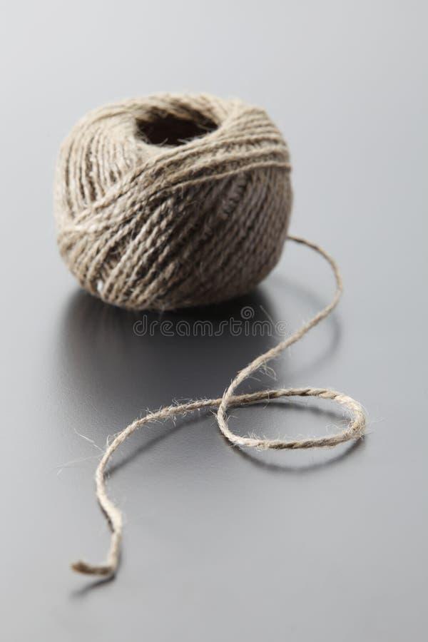 Пенька rope стоковые фотографии rf