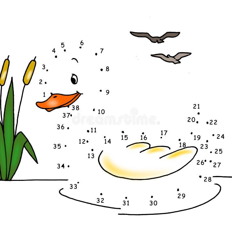 первая игра указывает соединение иллюстрация штока