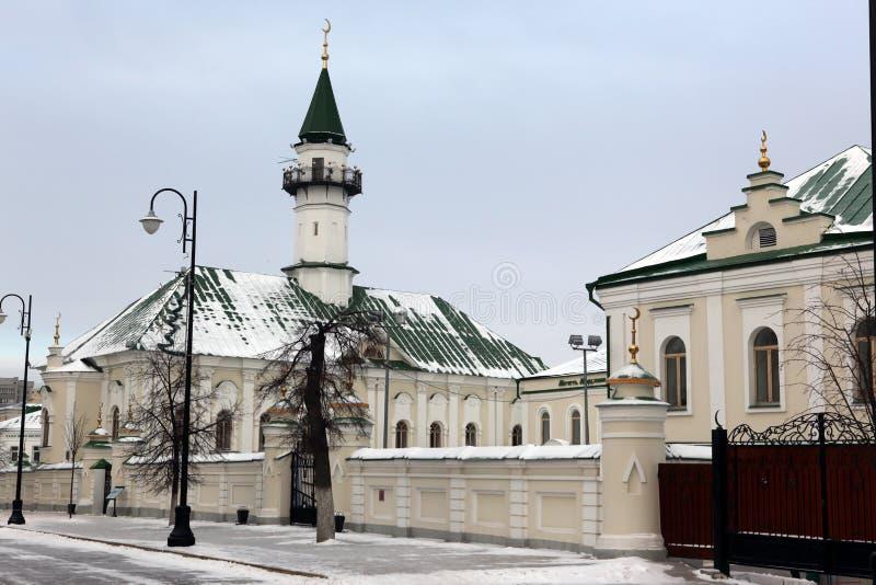 Первая мечеть собора в Казани, построенной в 1766-1770 Cathe стоковое фото