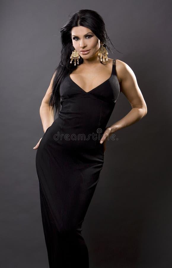 первоклассная женщина стоковое изображение rf