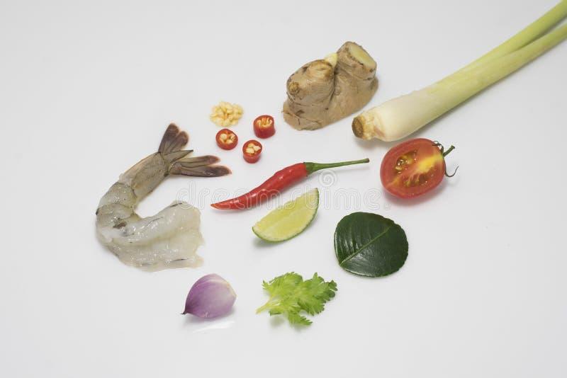 Первоначально тайская еда стоковое изображение