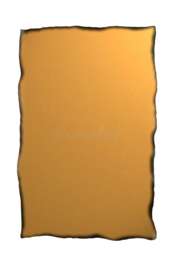 пергамент стоковое изображение rf