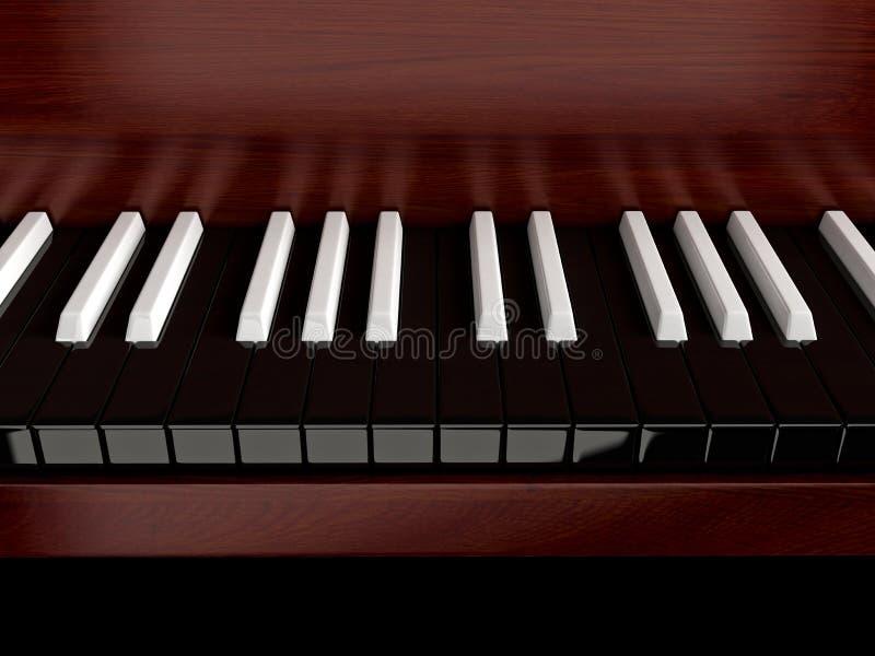 перевернутый рояль стоковая фотография rf