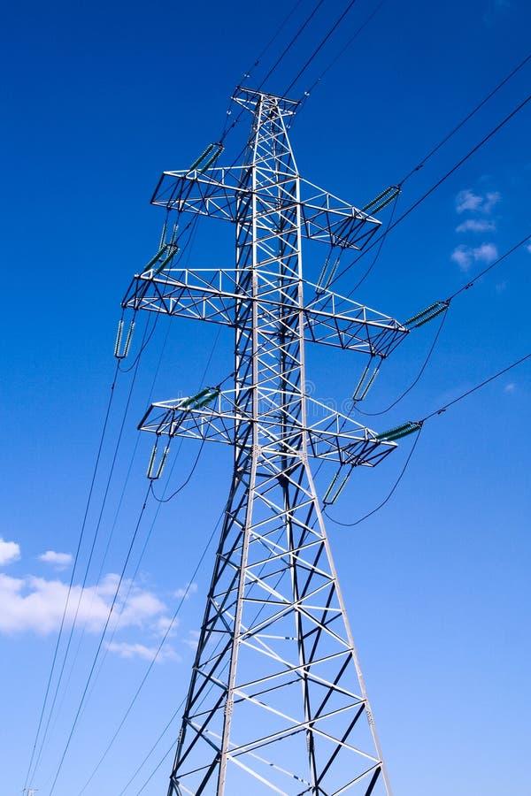 передача башни стоковая фотография rf