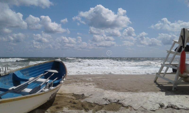 Перед штормом стоковое изображение
