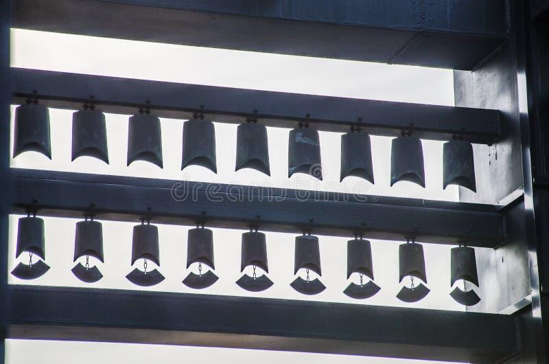 Перезвон колоколы, Пекин стоковые фотографии rf
