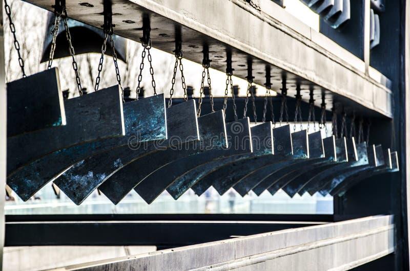 Перезвон колоколы, Пекин стоковое фото