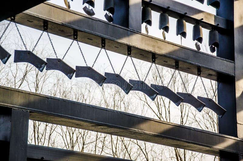 Перезвон колоколы, Пекин стоковое изображение rf