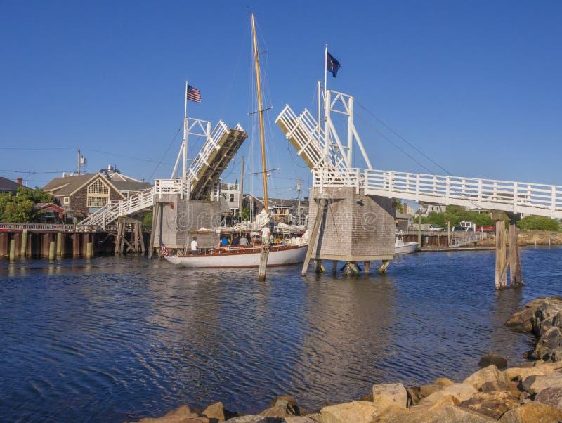 Перекидной мост стоковые фотографии rf