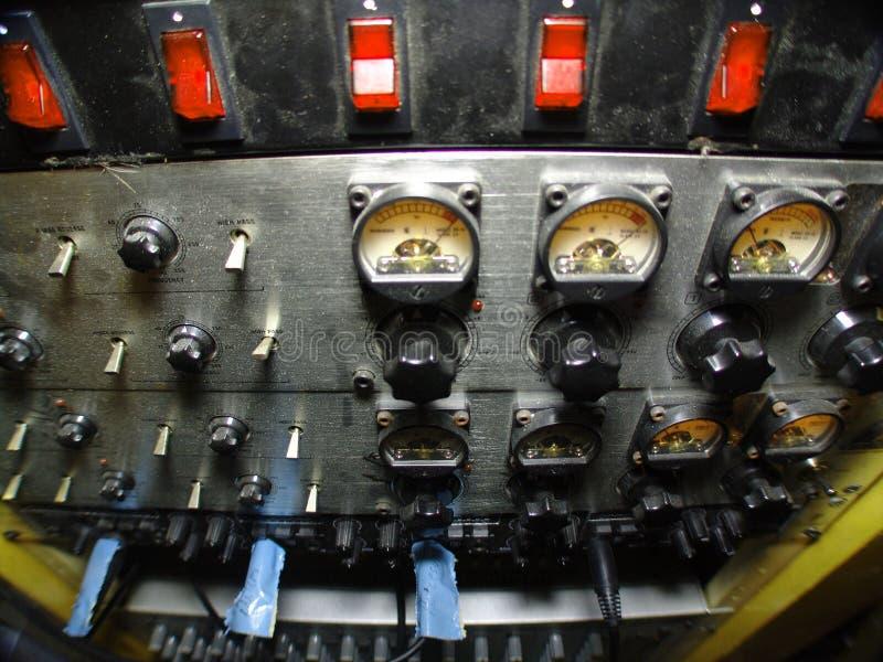 переключатели датчиков стоковая фотография rf