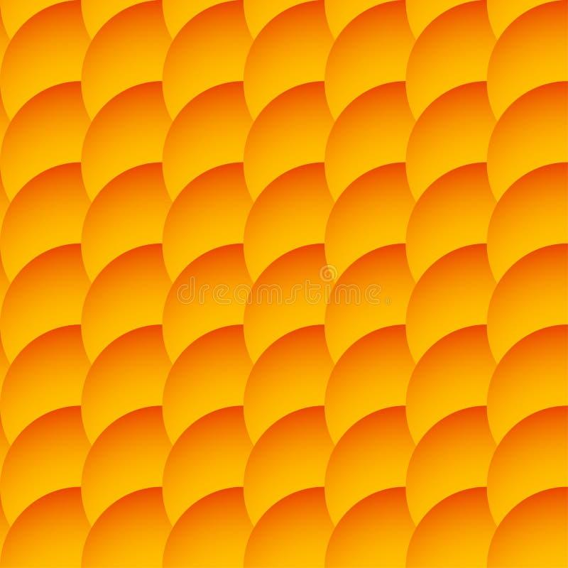Download Перекрывая картина кругов безшовная, Monochrome предпосылка Sha Иллюстрация вектора - иллюстрации насчитывающей украшение, падение: 81801295