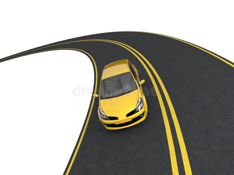 перемещение автомобиля бесплатная иллюстрация