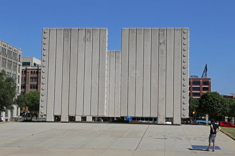 Перемещение Далласа стоковая фотография