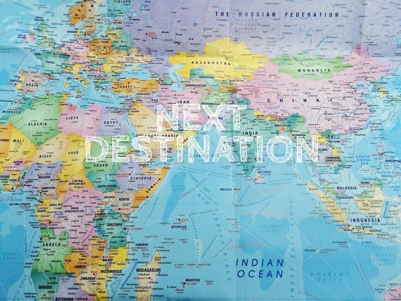 перемещение карты dublin принципиальной схемы города автомобиля малое НАЗНАЧЕНИЕ письма СЛЕДУЮЩЕЕ на карте мира стоковое изображение rf