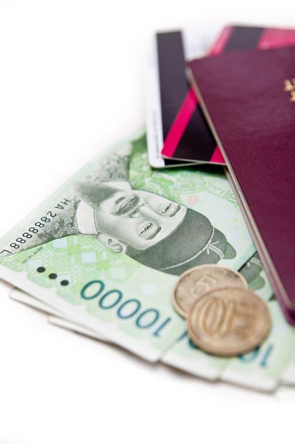перемещение Кореи южное стоковые изображения