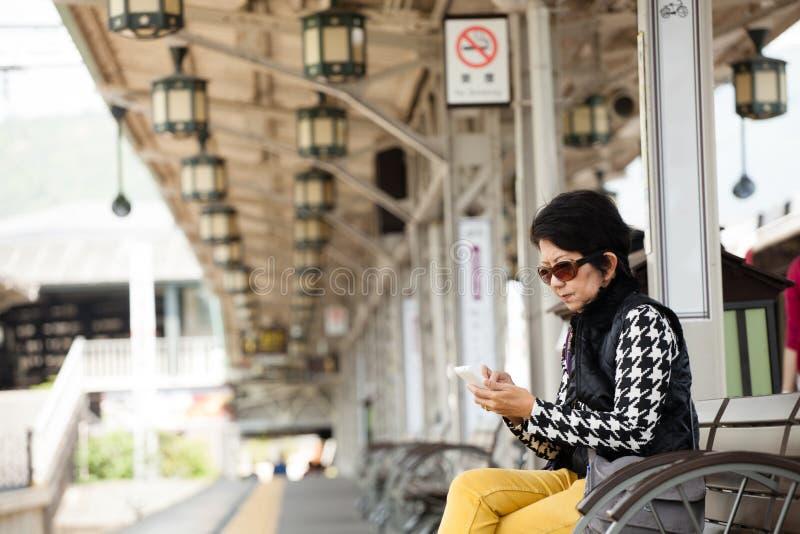перемещение японии стоковые фото