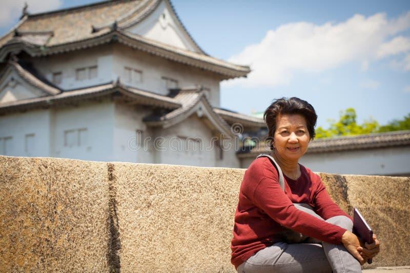 перемещение японии стоковая фотография