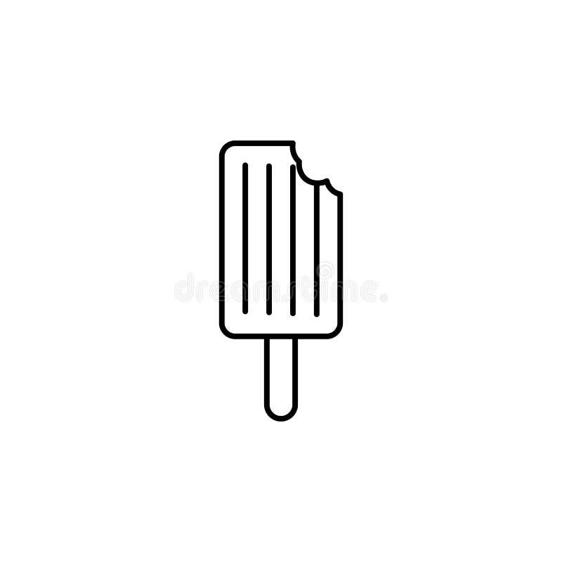 Перемещение, iceskates значок плана Элемент иллюстрации перемещения Знаки и значок символов можно использовать для сети, логотипа иллюстрация вектора