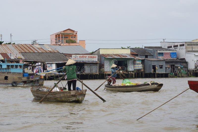 Перепад Меконга вьетнамца стоковые фото