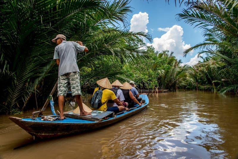 перепад mekong стоковое изображение rf