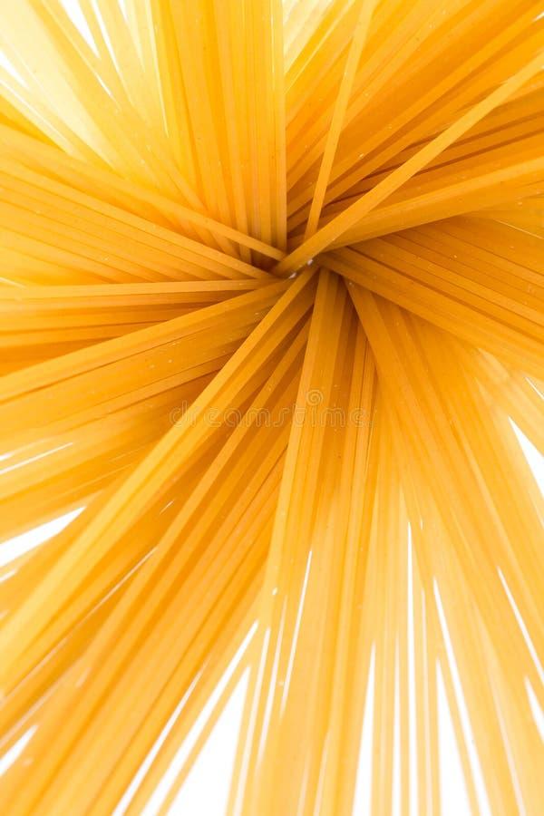 Переплетенные спагетти стоковое фото rf
