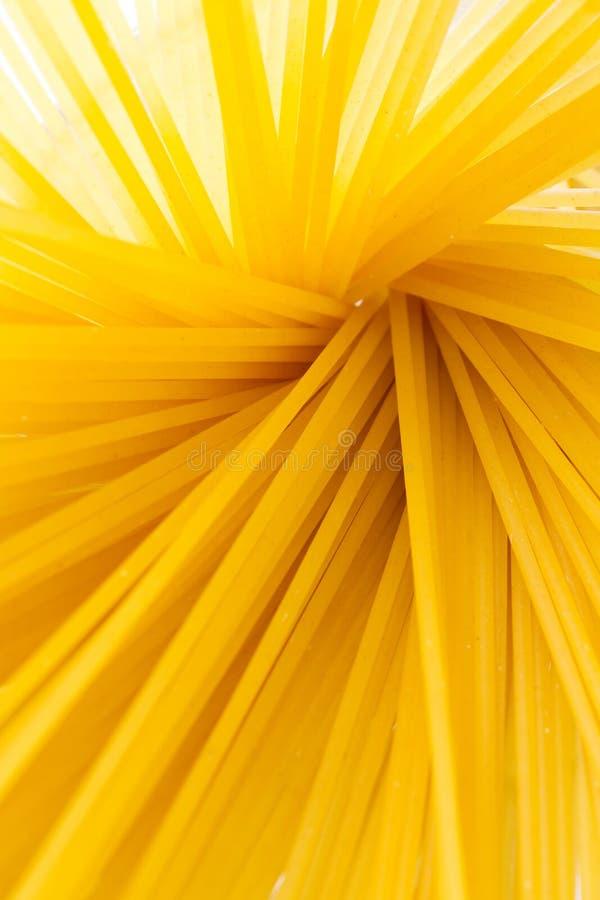 Переплетенные спагетти стоковые фотографии rf