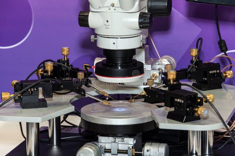 Переработайте станцию для всех типов компонентов SMD стоковые фотографии rf
