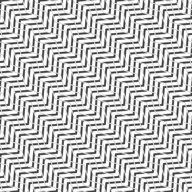 Download Пересекать выравнивает решетку, цепляет картину плавно Repeatable Иллюстрация вектора - иллюстрации насчитывающей бесцветно, картина: 81803204