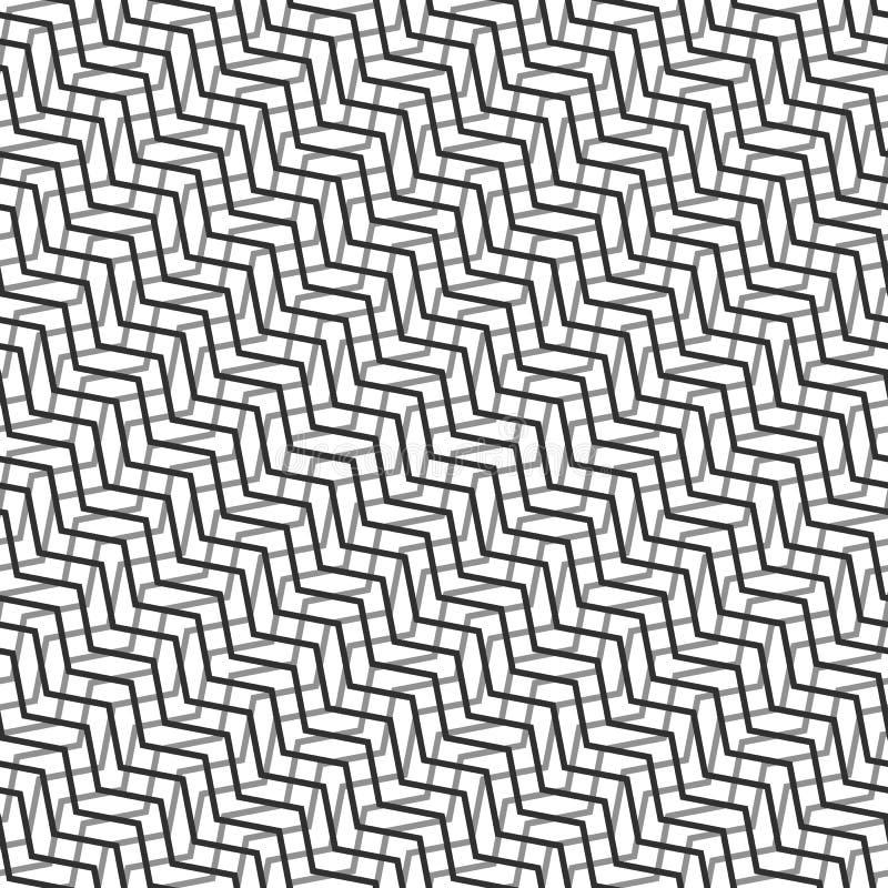 Download Пересекать выравнивает решетку, цепляет картину плавно Repeatable Иллюстрация вектора - иллюстрации насчитывающей клетчато, backhoe: 81803209