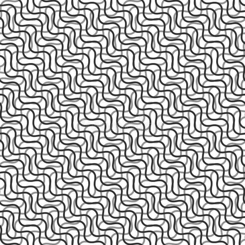 Download Пересекать выравнивает решетку, цепляет картину плавно Repeatable Иллюстрация вектора - иллюстрации насчитывающей конспектов, иллюстрация: 81803215