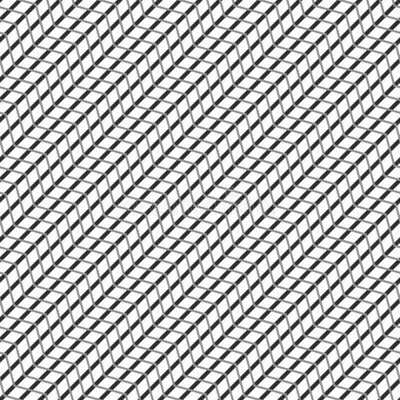 Download Пересекать выравнивает решетку, цепляет картину плавно Repeatable Иллюстрация вектора - иллюстрации насчитывающей миллиардера, иллюстрация: 81803222