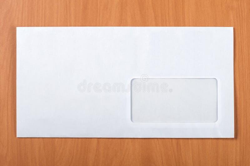 Пересылая конверт стоковая фотография rf