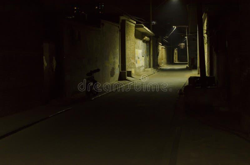 Переулок, переулки стоковая фотография rf