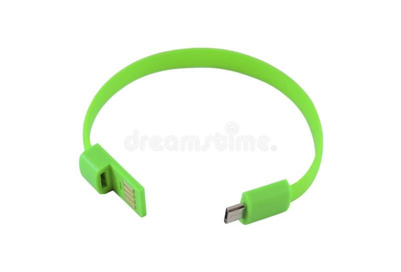 Переходник USB для мобильного телефона стоковое изображение rf