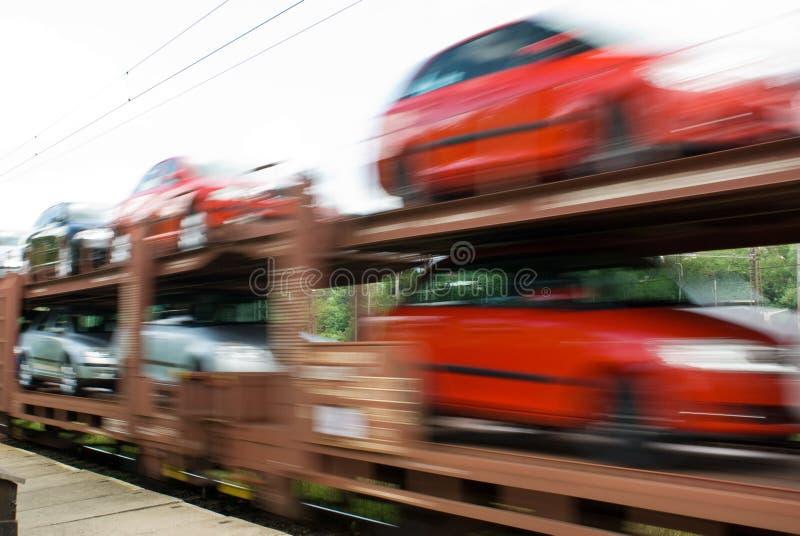 переход автомобиля стоковые фотографии rf