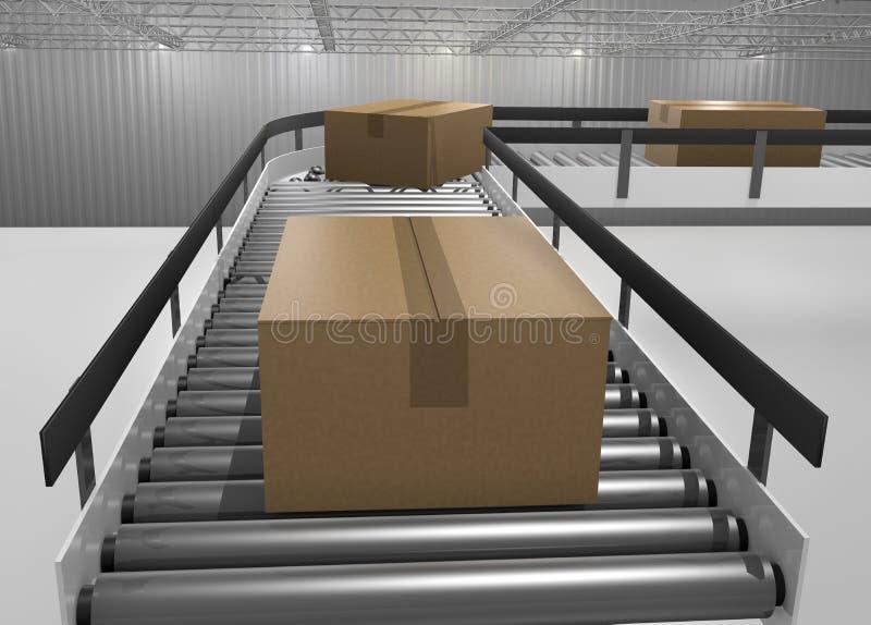 транспортера для почты