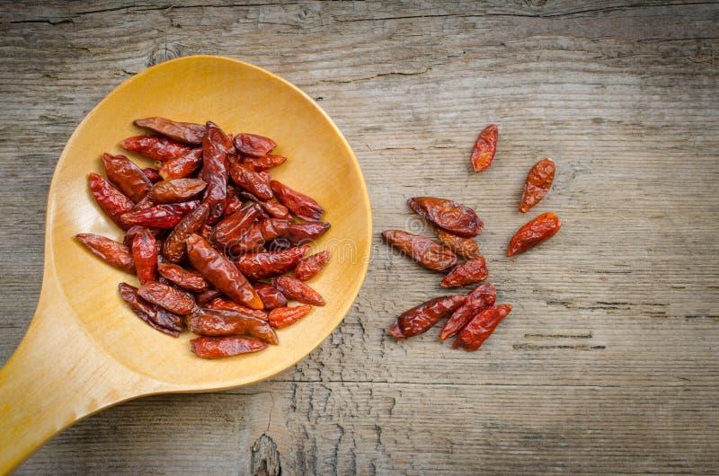 Перец горячего chili стоковые фотографии rf
