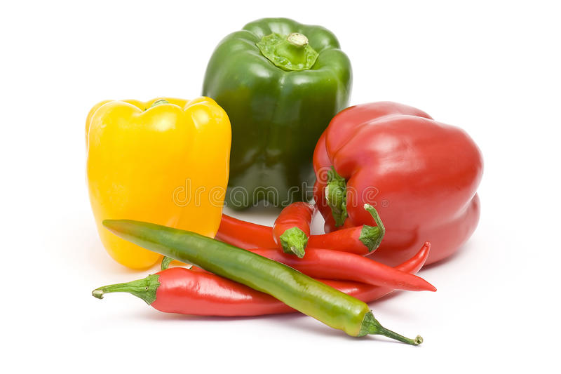 перец peperoni стоковые фото